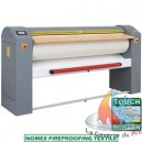 Repasseuse, rouleau (Cov. Nomex) 1250 mm D.250 mm TOUCH SCREEN