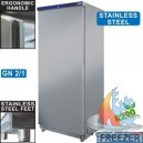 ARMOIRE CONG.STATIQUE 600L. EXT. INOX