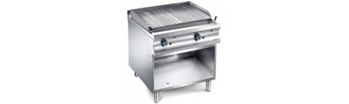Grill charcoal gaz