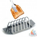 Grille pain inox 2-4 tranches 160 pcs/h.